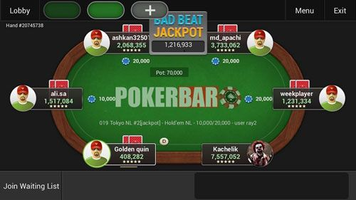 سایت شرط بندی پوکر بار + امکانات سایت پیش بینی pokerbar