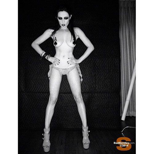 سامانتا بنتلی _ بیوگرافی مدل زیبا و پورن معروف انگلیسی
