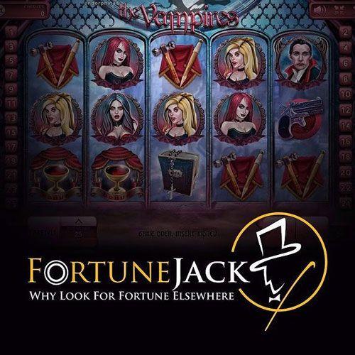 سایت FortuneJack _ بازی های عالی در فورتون جک Casino