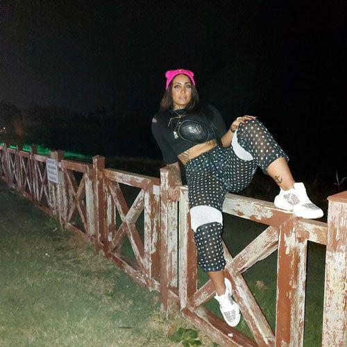 بیوگرافی رها پورکاظمی رقاص و مدل ایرانی در ترکیه