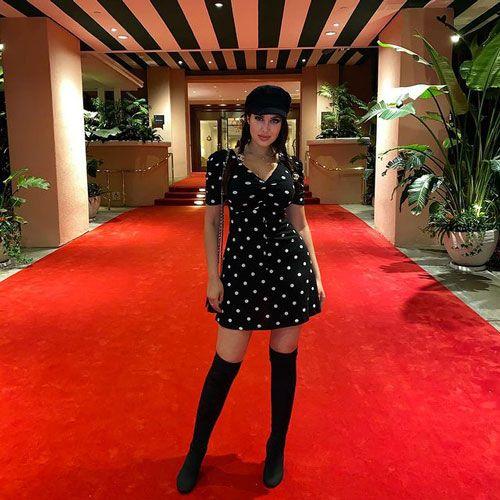 ستاره نوری _ بیوگرافی و عکس های جدید Estrella Nouri