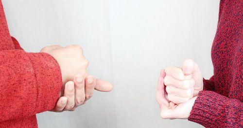 نحوه بازی سنگ کاغذ قیچی آموزش کامل تصویری بازی سنگ ، کاغذ ، قیچی
