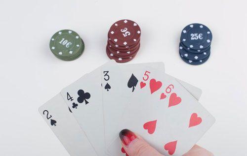 دستهای پوکر آموزش دستهای پوکر در بازی حرفه ای