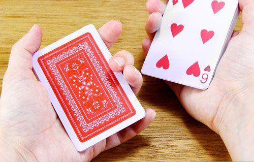 ترفند برش کاذب چگونه کارتهای False Cut را انجام دهیم