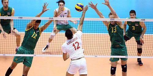 فرم پیش بینی بازی والیبال ایران - برزیل 2021 بازی لیگ ملت ها