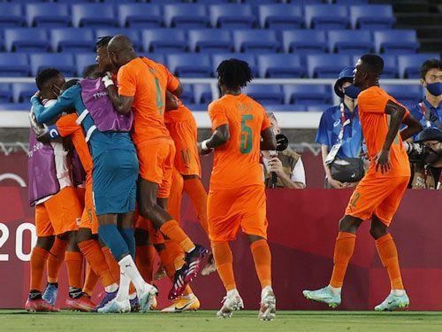 فرم پیش بینی بازی آلمان در مقابل ساحل عاج با درگاه معتبر