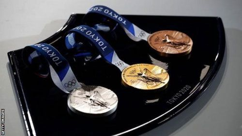 آنچه جدول مدال های توکیو در نیمه راه بازی ها به ما می گوید