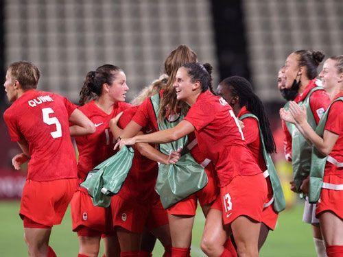 فرم پیش بینی بازی زنان ایالات متحده در مقابل زنان کانادا